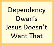 Dependency dwarfs. Jesus doesn't want that.